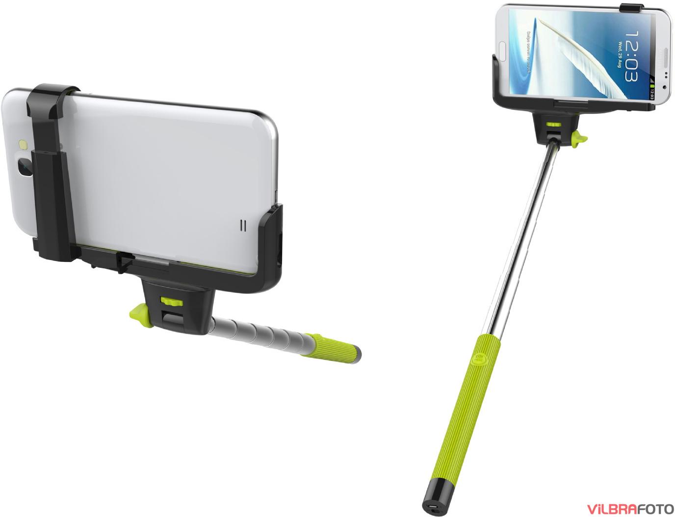 Monopod Selfie Stick Z07 5 Bluetooth