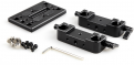 SmallRig priedas 1775 Mounting Plate w/ 15mm Rod Clamps