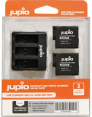 Jupio GoPro 2x HERO5/6/7 battery + Compact Triple Charger