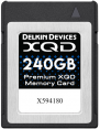 Delkin Devices 240GB Premium XQD 2933x