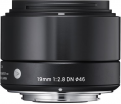 Sigma 19mm F2.8 DN ASP HSM (Art) (Sony E-mount)