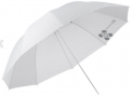 Quadralite Skėtis White Transparent 91cm