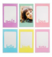 Fujifilm Instax MINI  stickers