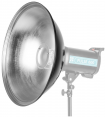Quadralite Beauty Dish Silver 42 Reflector (Bowens mount)