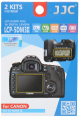 JJC ekrano apsauga LCP-5DM3II (Canon EOS 5D Mark III/5Ds/5DsR/5D Mark IV)