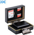 JJC Battery and memory card case BC-NPFW50