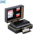 JJC Battery and memory card case BC-LPE6
