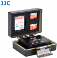 JJC Battery and memory card case BC-NPW126