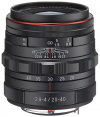 Pentax 20-40mm F2.8-4 ED HD DA Limited DC WR Black