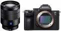 Sony A7 Mark III body (ILCE7M3B) + Sony obj. FE 24-70mm f/4 ZA OSS Carl Zeiss Vario Tessar T*
