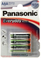 Panasonic AAA LR03/4BP Everyday