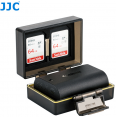 JJC Battery and memory card case BC-UN2
