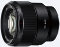 Sony obj. FE 85mm f/1.8