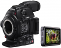 Canon EOS C100 MARK II + ATOMOS V Kit