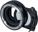 Canon Mount adapter EF-EOS-R with C-PL filter