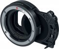 Canon Mount adapter EF-EOS-R with V-ND filter