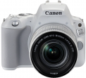 Canon EOS 200D + EF-S 18-55mm f/4-5.6 IS STM (white)