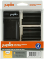 Jupio Kit: 2x Battery EN-EL15 1700mAh + USB Single Charger