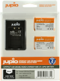 Jupio Kit: 2x Battery NP-BX1 + Compact USB Double-Sided Charger