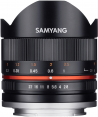 Samyang obj. 8mm f/2.8 UMC Fish-eye II Black (Fujifilm X)