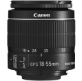 Canon объект. EF-S 18-55mm f/3.5-5.6 IS II