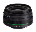 Pentax 18-50mm F4-5.6 DC WR RE HD