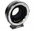 Metabones adapteris Canon EF to MFT T Smart Adapter (Black Matt)