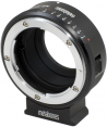 Metabones adapteris Nikon G to MFT (Black Matt)