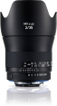 Carl Zeiss Milvus 35mm f2.0