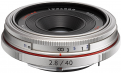 Pentax HD 40mm f/2.8 Limited Silver