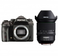 Pentax K-1 Mark II body + FA 24-70mm F2.8 ED SDM