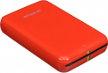 Polaroid Zip Instant Photoprinter Red