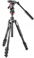 Manfrotto trikojis BEFREE LEVER LIVE