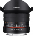 Samyang obj. 12mm f/2.8 ED AS NCS fish-eye (Canon EF-M)