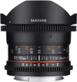 Samyang obj. VDSLR 12mm T3.1 ED AS NCS Fish-eye (Canon EF-M)