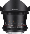 Samyang obj. VDSLR 8mm T3.8 UMC CS II Fish-eye (Sony A)