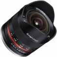 Samyang obj. 8mm f/2.8 UMC Fish-eye II Black (Canon EF-M)