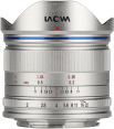 Laowa 7.5mm f/2 Lightweight Silver (MFT)