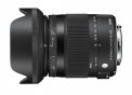 Sigma 18-200mm f/3.5-6.3 DC OS HSM Macro (Contemporary) (Canon)