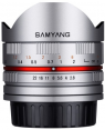 Samyang obj. 8mm f/2.8 UMC Fish-eye II Silver (Sony E)