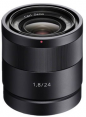 Sony obj. E 24mm f/1.8 ZA Carl Zeiss Sonnar T*