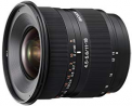 Sony obj. A-mount 11-18mm f/4.5-5.6 DT
