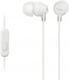 Sony MDR-EX15AP (White) for Smartphones