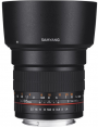 Samyang obj. 85mm f/1.4 AS IF UMC (Canon EF-M, Four-thirds, Fujifilm X, MFT, Sony E)