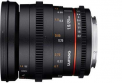 Samyang obj. VDSLR 20mm T1.9 ED AS UMC (Canon EF-M, Four-thirds, Fujifilm X, MFT, Sony E)