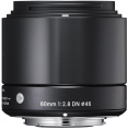 Sigma 60mm F2.8 DN ASP HSM IF (Art) (micro 4/3)