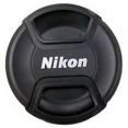 Nikon LC-58 58MM SNAP-ON FRONT LENS CAP