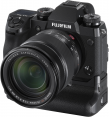 Fujifilm X-H1 battery grip KIT + XF16-55mm