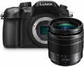 Panasonic Lumix DMC-GH4 + 12-60mm f/3.5-5.6 OIS