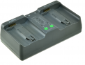 Jupio Pro Charger for EN-EL4A / EN-EL18A / LP-E4N - UK/EU (Nikon/Canon)